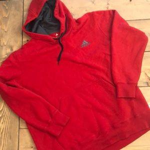 Adidas sweatshirt xl